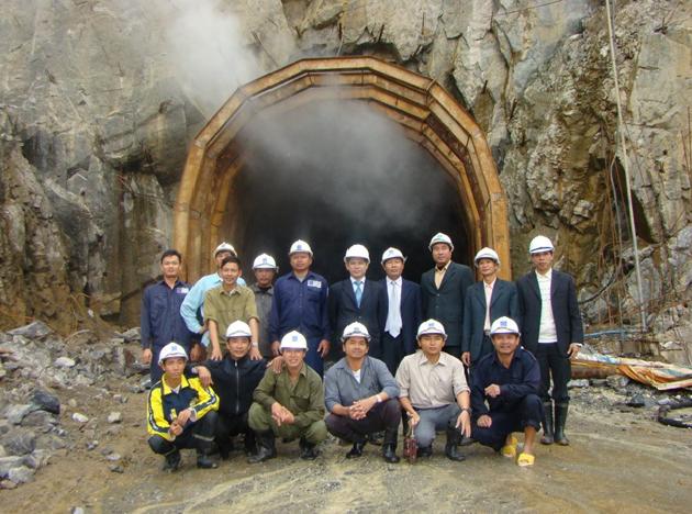 Công trình thủy điện Sông Tranh 2
