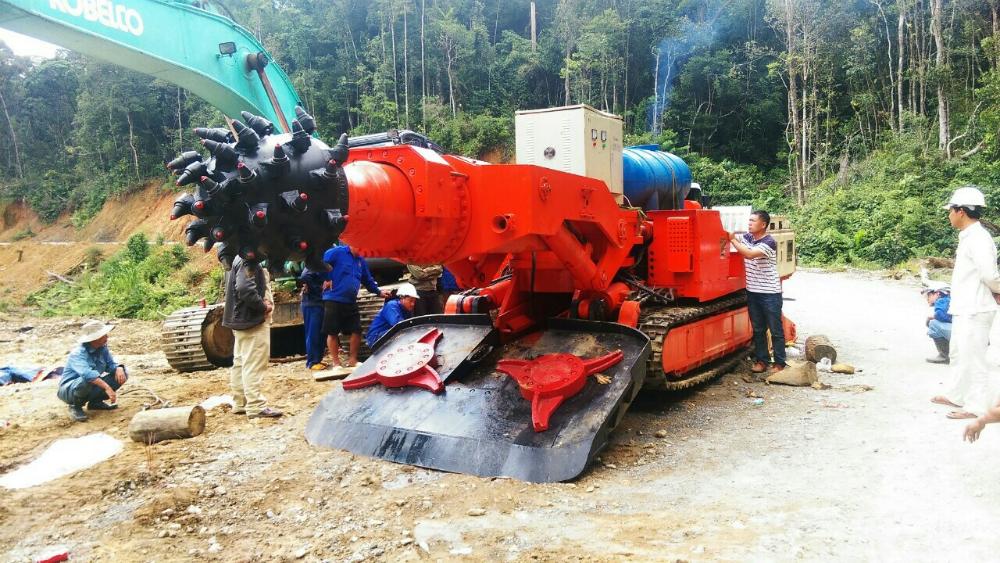 Công trình thủy điện Đakre – tỉnh Quảng Ngãi