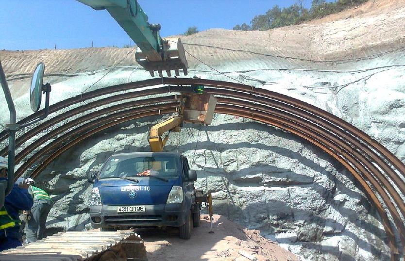 Công trình hầm Cao tốc Đà Nẵng – Quảng Ngãi