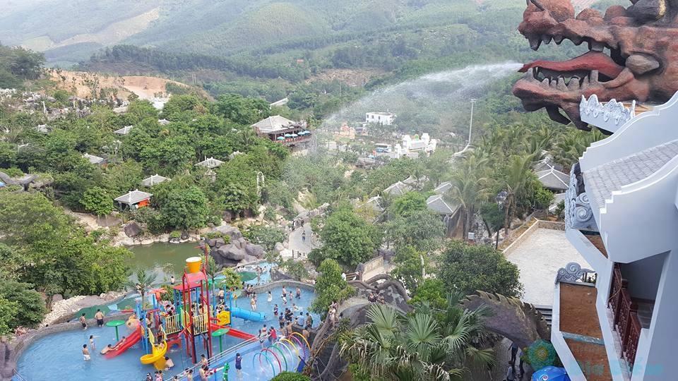 Suối Khoáng nóng núi thần tài – Đà Nẵng